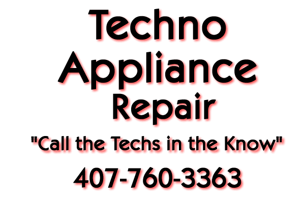 Click to call Techno Appliance Repair of Orlando, FL