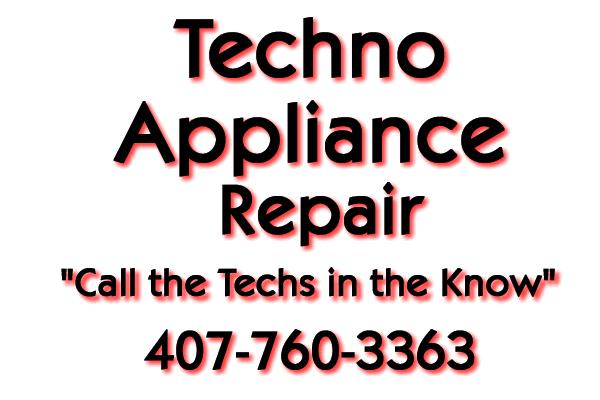 Click to call Techno Appliance Repair of Orlando, FL